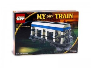 LEGO My Own Train Goederenwagon 10017