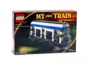 LEGO My Own Train Goederenwagon 10017