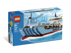 LEGO Maersk Container Schip 10155