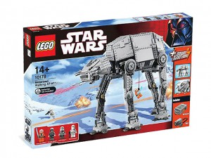 LEGO Star Wars Gemotoriseerde AT-AT Walker 10178