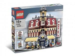 LEGO Hotel (Café Corner) 10182