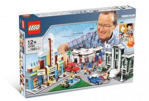 LEGO Jaren '50 Stad (Town Plan) 10184