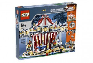 LEGO Grote Carousel 10196