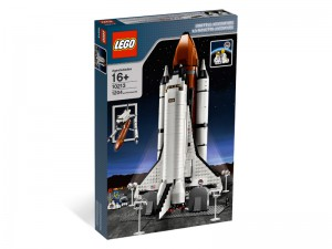 LEGO Space Shuttle (Adventure) 10213