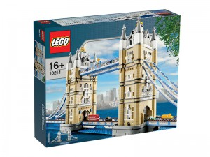 LEGO Tower Bridge Londen 10214