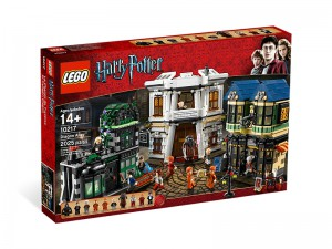 LEGO Harry Potter Wegisweg 10217