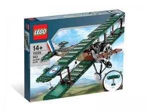 LEGO Sopwith Camel vliegtuig 10226