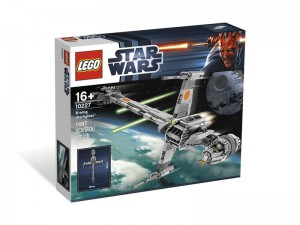 LEGO Star Wars B-Wing Ultimate Collector Series 10227