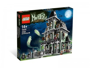 LEGO Monster Fighters Spookhuis 10228