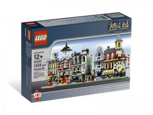 LEGO Mini Modulaire Gebouwen (Mini Modulars) 10230