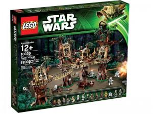 LEGO Star Wars Ewok Dorp 10236