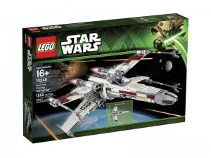 LEGO Star Wars Red Five X-wing Starfighter UCS 10240