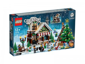 LEGO Winter Speelgoedwinkel (Winter Toy Shop) 10249