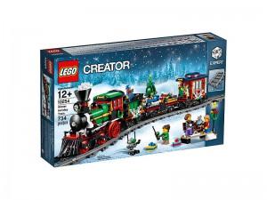 LEGO Winter Vakantie Trein 10254