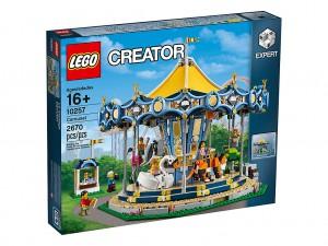 LEGO Draaimolen / Carousel 10257