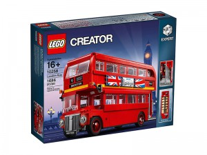 LEGO Londense Bus 10258