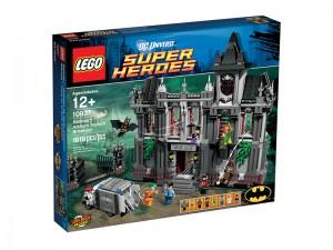 LEGO Super Heroes Batman Arkham Asylum (Gesticht) ontsnapping 10937