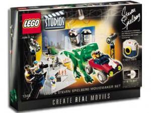 LEGO Studios Steven Spielberg MovieMaker Set 1349