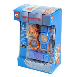 LEGO Sports Basketbalhorloge 4182611