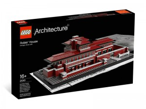 LEGO Architecture Robie™ Huis 21010