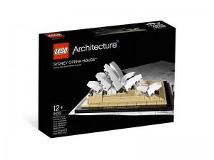 LEGO Architecture Sydney Opera House 21012