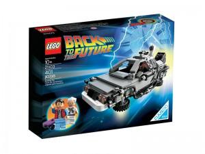 LEGO Cuusoo De DeLorean Tijdmachine 21103
