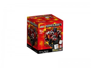 LEGO Minecraft Micro World The Nether 21106