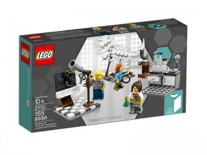 LEGO Ideas Onderzoeksinstituut 21110