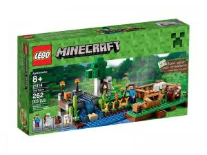 LEGO Minecraft De Kwekerij 21114
