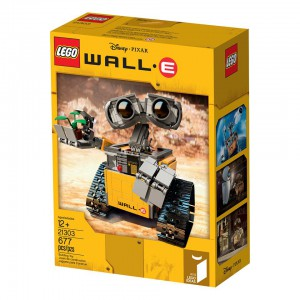LEGO Ideas WALL•E 21303