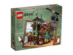 LEGO Ideas Oude Viswinkel 21310