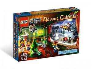 LEGO City Adventskalender 2824