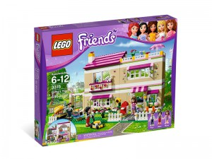 LEGO Friends Olivia's Huis 3315