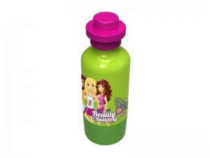LEGO Friends Drinkfles groen/roze