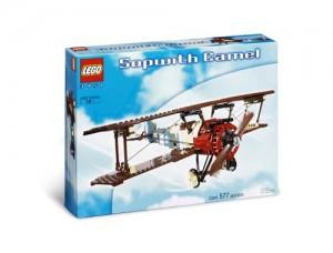 LEGO Sopwith Camel vliegtuig 3451