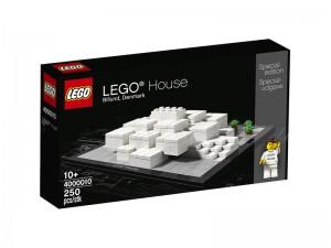 LEGO Architecture LEGO Huis 4000010