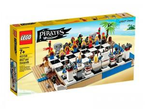 LEGO Pirates Schaakspel 40158