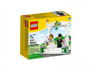 LEGO Huwelijksset 40165