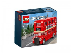 LEGO Creator Londense Bus 40220