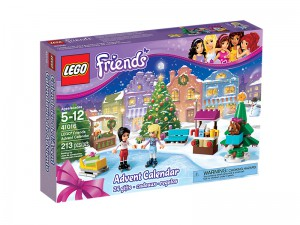 LEGO Friends Adventskalender 41016