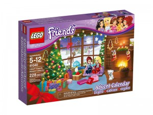 LEGO Friends Adventskalender 41040