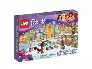 LEGO Friends Adventskalender 41102