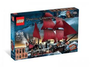 LEGO Pirates of the Caribbean De wraak van Koningin Anne 4195