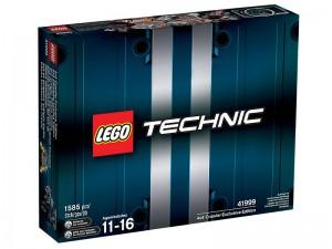LEGO Technic 4x4 Crawler Exclusieve Editie 41999
