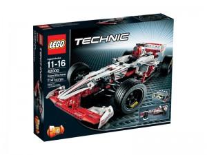 LEGO Technic Grand Prix Racewagen 42000