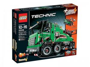 LEGO Technic Sleepwagen (Service Truck) 42008