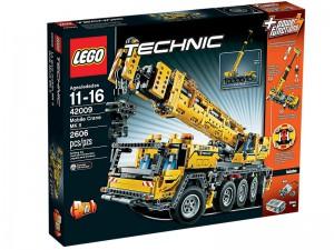 LEGO Technic Mobiele Kraan MK II 42009
