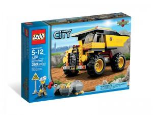 LEGO City Mijnbouwtruck 4202