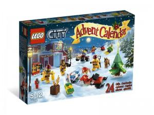 LEGO City Adventskalender 4428