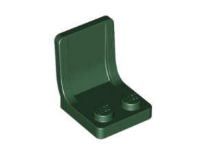 LEGO Stoel groen